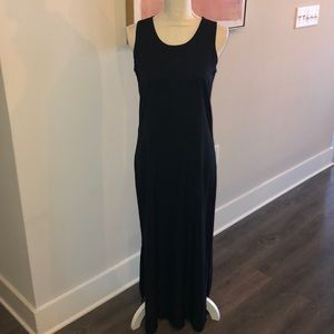 Tommy bahama silk maxi dress